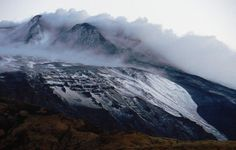 New snow on Mt Etna, found on Boris' great volcano site  http://www.flickr.com/photos/etnaboris/