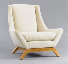 Jensen Chair - modern - armchairs - DwellStudio