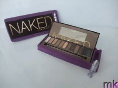$15.50 Naked Eyeshadow 12 Color