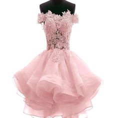 2016 popular lace off shoulder different color lovely unique casual homecoming prom gowns dress The lace lovely uniquehomecoming dresses are fully lined, 8bones in the bodice, chest pad in the bust, lace up back or zipper back are all available, total 126 colors are available  This dress could be custom made, there are no extra cost to do custom size and color.  Description  1, Material: lace, tulle, organza.  2, Color: picture color or other colors, there are 126 colors are available…