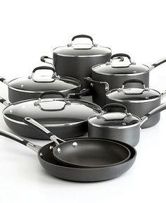 Calphalon Simply Nonstick 14 Piece Cookware Set