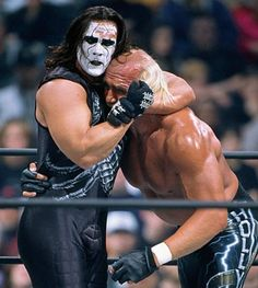 Sting vs Hogan