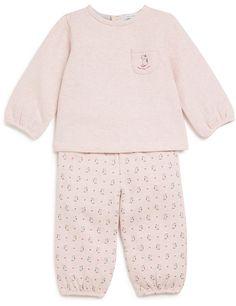 Pyjama en coton imprimé
