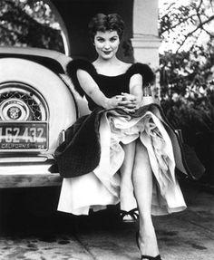 1950s petticoats!
