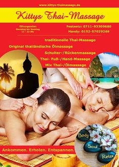 Kitty´s traditionelle Thaimassage in Stuttgart: Thai Massage Fellbach - Kitty´s Thaimassage Stuttg...
