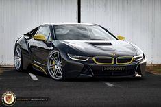 Manhart Racing BMW i8