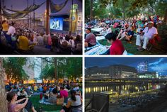 Summer is outdoor movie season in Philadelphia. With screenings taking place at awesome locations like Penn's Landing, Eakins Oval and the Schuylkill Banks, an alfresco movie and picnic night is the quintessential Summer in the City activity. Check out our guide to 10 of the best outdoor summer movie series taking place in Philadelphia all summer long: