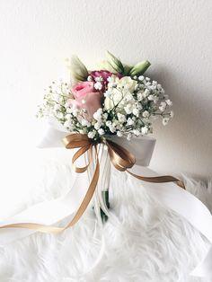 Romantic bridesmaid bouquet :)