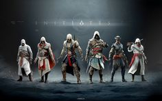 What is the most iconic Assassin's Creed theme? (A celebration of 5 million Facebook fans)