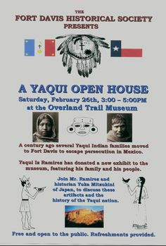 """Home - """"Texas Band of Yaqui Indians"""""""