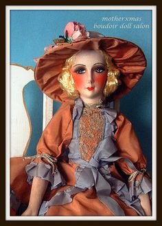 french boudoir doll lady | Flickr - Photo Sharing!