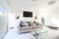 Image result for blinds into the ceiling