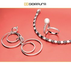 Fashion Jewels from GioiaPura Silver Collection