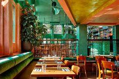 Bar Bothanique Café Tropique   Studio Modijefsky