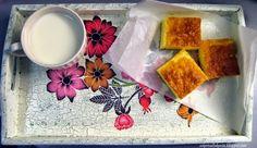 Maissipannari cottagejuustolla (Projara), gluteeniton