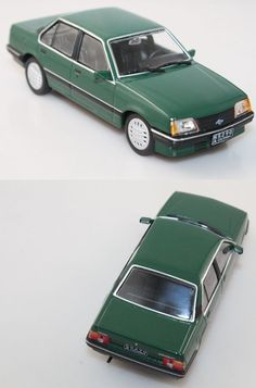 1:43 Scale Model of Chevrolet Monza. Want to see more detail pictures? Click on the image to see more.