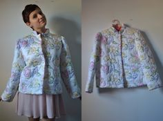 Vintage 1950s 50s fifties 1960s sixties 60s white by APetiteFlower