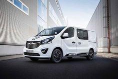 Новый Opel Vivaro-e был признан Международным фургоном года 2021