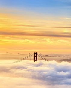 Heavens Gate by Vincent James Photography #sanfrancisco #sf #bayarea #alwayssf #goldengatebridge #goldengate #alcatraz #california