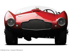 1954 Bertone Aston Martin DB 2/4 Spyder