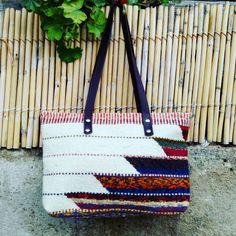 Nuevos diseños .bolsa artesanal.