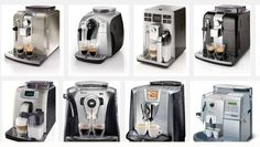 Saeco Royal is one of the most popular series of automatic coffee machines under this brand.    Saeco Royal Cappuccino  This basic model of provides professional preparation of Italian espresso and a wide range of coffee-milk beverages. Its power, container capacity for water, coffee beans and waste are 1600 W, 2.4 liters, 300 grams and 20 portions, respectively.  InstaSteamtechnology, SaecoRoyalCappuccino, SaecoRoyalOneTouchCappuccino Espresso Machine Reviews, Best Espresso Machine, Cappuccino Coffee, Coffee Milk, Gaggia Espresso Machine, Saeco Espresso, Coffee Process, Automatic Coffee Machine, Ground Coffee Beans