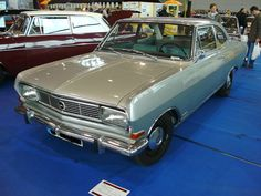 Category:Opel Rekord B Coupé - Wikimedia Commons