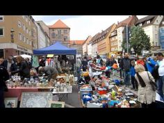 Film zum Nürnberger Trempelmarkt am 10.05.2013 - von Thomas Schmidtkonz: http://sammler.com/berichte/2013/trempelmarkt-05-2013-film.htm
