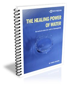 The #Healing Power of #Water - Physicians rarely promote the curative properties of H2O, but Dr. Batmanghelidj, M.D. has studied water's effect on the human body and has found it to be one of the best #pain relievers and #preventative therapies in existence.