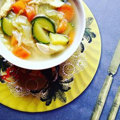 Lily's Chicken Soup