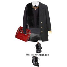 """""""#OOTD"""" by mychanel on Polyvore"""