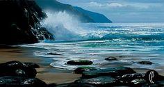 Peter Ellenshaw amazing seascapes - Google Search
