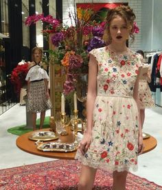 Alice and Olivia New York fashionista brand is now in town on the first floor of Central Embassy Check out Spring-Summer 2017 collection inspired by Bomarzo garden in Rome and tarot cards in 18th century #aliceoliviathailand #aliceolivia #SS17 #centralembassy  via NUMERO THAILAND MAGAZINE OFFICIAL INSTAGRAM - Celebrity  Fashion  Haute Couture  Advertising  Culture  Beauty  Editorial Photography  Magazine Covers  Supermodels  Runway Models