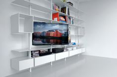 Shelving systems | Storage-Shelving | System SY01 | Extendo. Check it out on Architonic