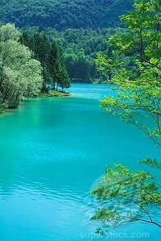 Barcis Lake, Italy  I have got to get my passport. And a winning lotto tix. Unbelievable!