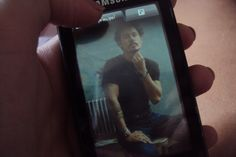 depp on my cell phone