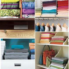 Closet-Palooza: Get Your Closet Organized