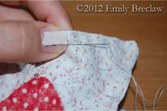 Quilt Hand Piecing Sewing 1