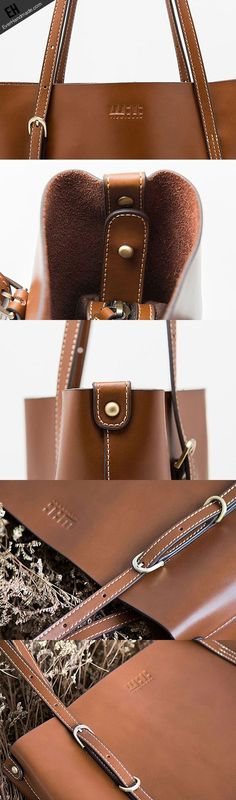 for Genuine bag Leather shoulder women bag shopper tote large handbag leather rqOqnBYSw