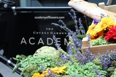Covent Garden Academy of Flowers, London