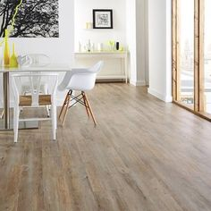 Karndean - Van Gogh - Country Oak - Wood Look Planks - Price per square metre… Vinyl Wood Planks, Vinyl Wood Flooring, Luxury Vinyl Flooring, Wood Vinyl, Karndean Vinyl Flooring, Kardean Flooring, Living Room Flooring, Kitchen Flooring, Flooring Ideas