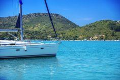 GREECE CHANNEL | Sailing in #Ithaki, #Greece http://www.greece-channel.com