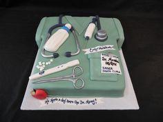 Bildresultat för gradutation cake doctor