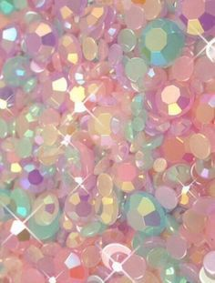 pastel glitter and sparkles, rhinestones, macro shot Rose Bonbon, Sparkles Glitter, Purple Sparkle, Pink Bling, Everything Pink, All That Glitters, Texture, Pretty Pastel, Pink Aesthetic
