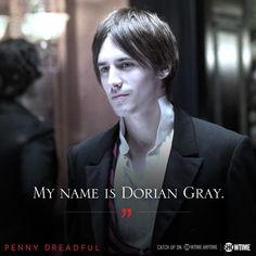 "Reeve Carney as Dorian Gray in ""Penny Dreadful"""