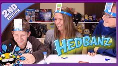 Check out our New video on YouTube and play along with ThatCrazyFamily with Hedbanz!! A CRAZY fun game for EVERYONE! #spinmaster #familygames #boardgames #thatcrazyfamily #sponsored #hedbanz #hedbanz2 #headbandz #hedbanzgame
