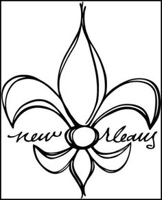 How To Draw A Fleur De Lis Step By Step Drawing Tutorials