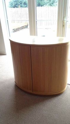 Oak Solid Drinks Cabinet CabinetCupboardsDining Room