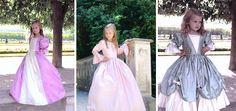 Sleeping Beauty bridegirls!    http://www.mariageschics.com/images/stories/images_articles/preparatifs/mariage_conte_de_fees3.jpg