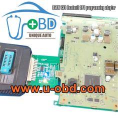 BMW EVO Headunit repair tools CPU programming connector VVDI PROG Adapter